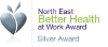 Better Health at Work Silver